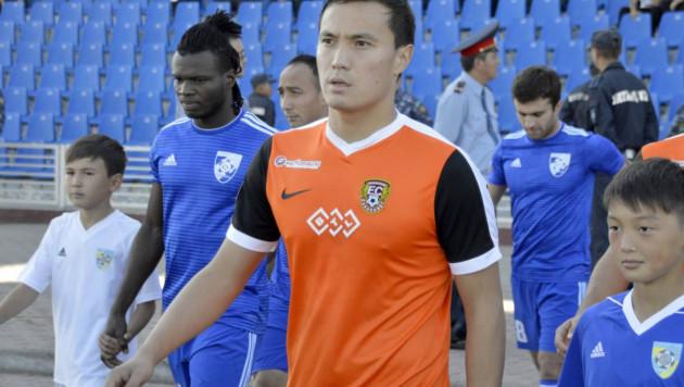Бывший футболист сборной Казахстана нашел новый клуб