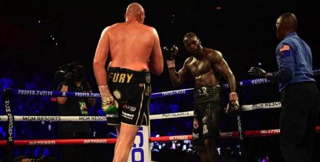 Уайлдер после первого поражения в карьере обвинил Фьюри в грязном ведении боя