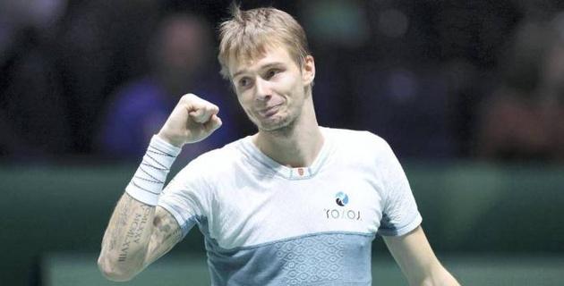 """Можно много работать и сдохнуть на """"Фьючерсах"""" в Южной Америке - Бублик высказался о сложностях тенниса"""