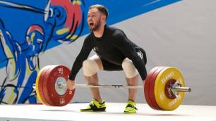 Решающий чемпионат Азии. На каких штангистов из сборной Казахстана делаются олимпийские ставки