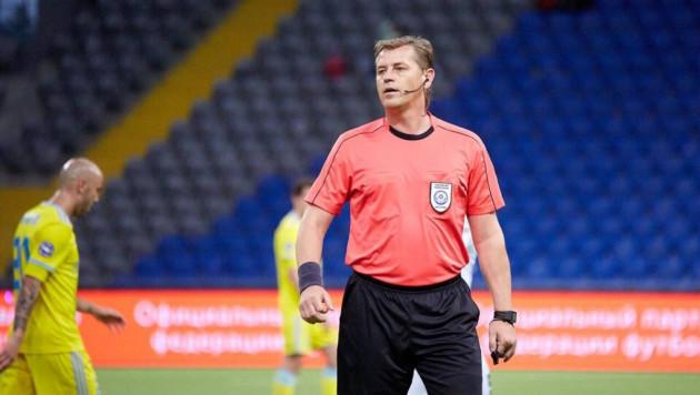 """Арбитр матча за Суперкубок является фартовым для """"Астаны"""""""