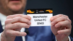 """""""Манчестер Юнайтед"""", """"Интер"""" и другие участники Лиги Европы узнали соперников по 1/8 финала"""