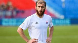 Лучший бомбардир российского клуба может продолжить карьеру в Казахстане