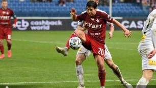 Казахстанец Жуков помог польскому клубу продлить беспроигрышную серию