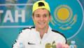 Теннисисты сборной Казахстана встретились с фанатами и провели мастер-класс для детей в Нур-Султане