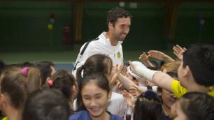 В Казахстане отметили Всемирный день тенниса