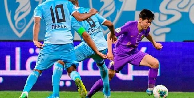 Исламхан номинирован на звание лучшего футболиста месяца в чемпионате ОАЭ