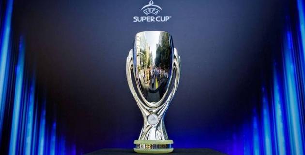 Россия получила матч за Суперкубок УЕФА