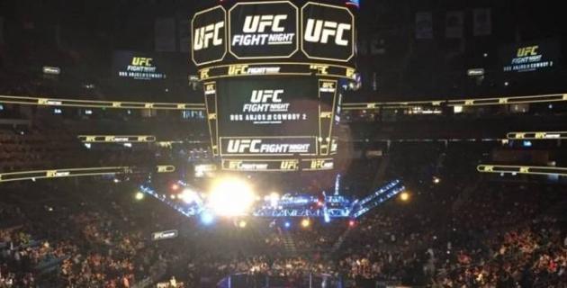 Появилась первая пара файткарда дебютного в истории Казахстана турнира UFC