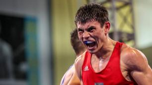 Вице-чемпион Азии по боксу из Казахстана узнал первого соперника по отбору на Олимпиаду-2020