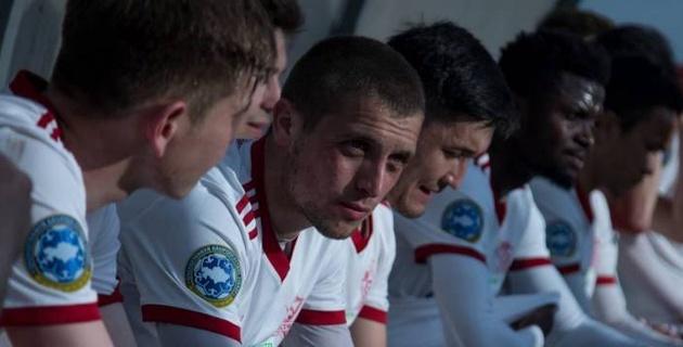"""""""Актобе"""" потерпел разгромное поражение от украинского клуба"""