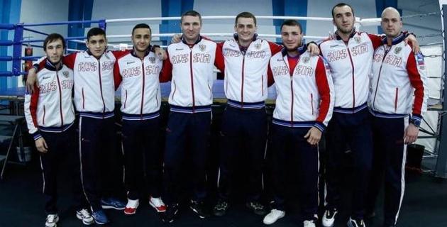 Сборная России по боксу назвала состав на отбор на Олимпиаду-2020