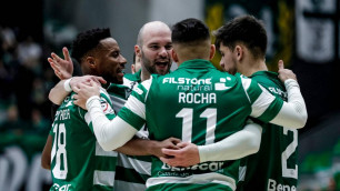 Нападающий сборной Казахстана по футзалу оформил дубль в чемпионате Португалии