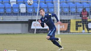 Казахстанский защитник вернулся после травмы и помог одержать победу европейскому клубу