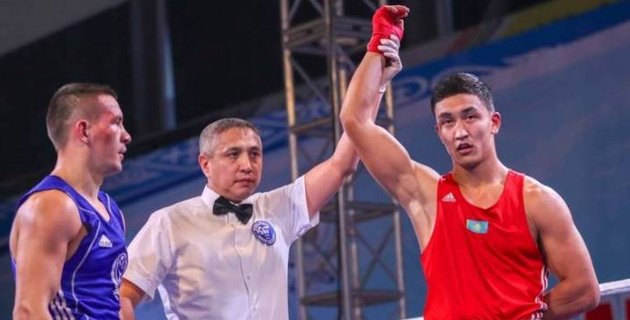 Абильхан Аманкул начнет отбор на Олимпиаду с боя против корейца