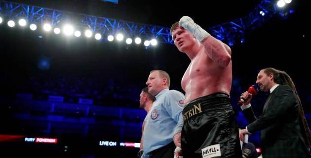 Александр Поветкин получил бой за титул чемпиона мира