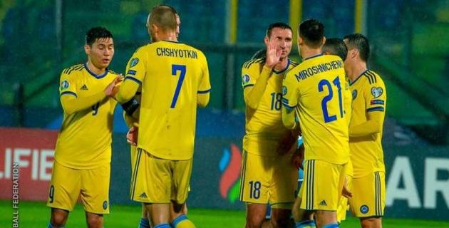 С разгромами и без побед. Как сборная Казахстана по футболу играла с будущими соперниками по Лиге наций