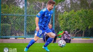 Стала известна сумма трансфера португальского футболиста в состав участника еврокубков от Казахстана