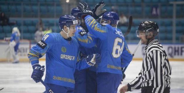 Сборную Казахстана по хоккею могут исключить из чемпионата мира в элитном дивизионе