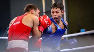 Определился соперник для пятого боксера из сборной Казахстана в отборе на Олимпиаду-2020