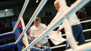 Тренер сборной Казахстана по боксу прокомментировал неудачный старт в отборе к Олимпиаде-2020