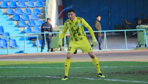 Экс-вратарь молодежной сборной Казахстана определился с клубом на новый сезон