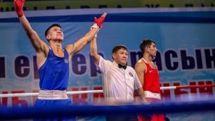 Двукратный призер ЧМ по боксу из Казахстана узнал первого соперника в отборе на Олимпиаду-2020