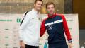 Состоялась жеребьевка матча Кубка Дэвиса Казахстан - Нидерланды