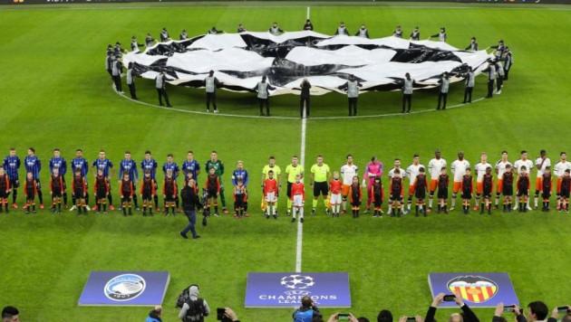 Матчи еврокубков в Испании и Италии пройдут без зрителей из-за коронавируса