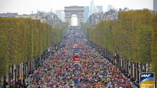 Парижский марафон перенесен с апреля на октябрь из-за угрозы коронавируса