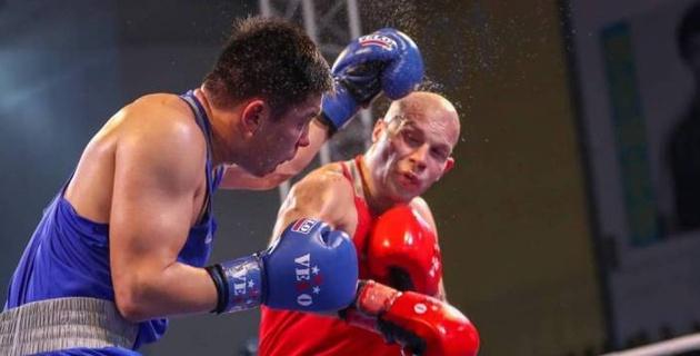 Определился первый соперник Василия Левита в отборе к Олимпиаде-2020