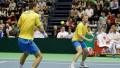 Голубев и Недовесов вывели Казахстан вперед в матче Кубка Дэвиса с Нидерландами