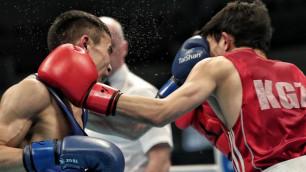 Призер ЧМ-2019 из Казахстана рассказал о победе над чемпионом Азии на старте отбора на ОИ-2020