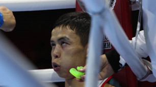 Призер ЧМ-2019 из Казахстана победил чемпиона Азии в отборе на Олимпиаду-2020