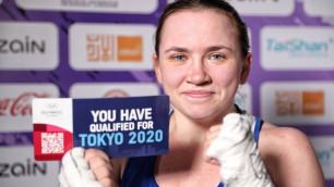 19-летняя казахстанка выиграла у призера ЧМ-2019 и получила единственную лицензию на ОИ-2020 в женском боксе