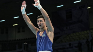 Вице-чемпион мира Аманкул прокомментировал дуэль с соперником из Узбекистана и рассказал о мечте