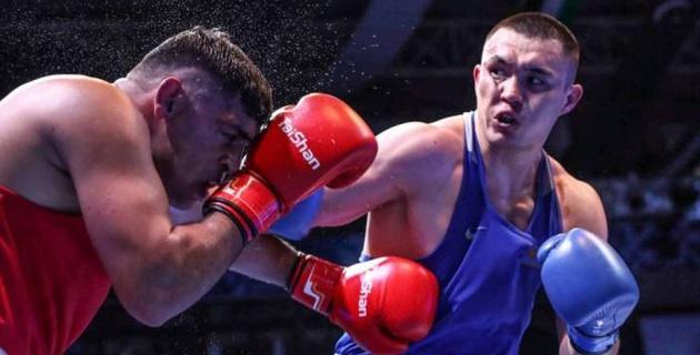 Капитан сборной Казахстана Кункабаев принес шестую лицензию Олимпиады-2020 в боксе за день