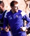 Футболист сборной Казахстана вернулся после травмы и помог своему клубу выиграть матч за выход в высшую лигу Бельгии