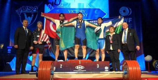 Тяжелоатлет Рахат Бекболат признан читателями Vesti.kz лучшим спортсменом Казахстана в феврале