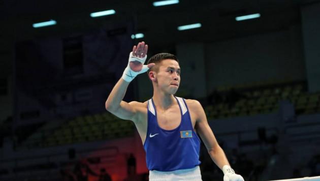 Призер ЧМ из Казахстана объяснил поражение за прямую лицензию на ОИ-2020 и назвал следующую цель
