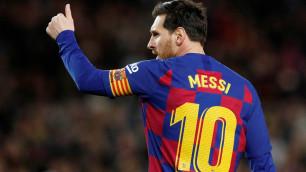 """""""Барселона"""" собралась платить Месси 50 миллионов евро в год"""