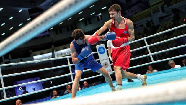 Прямая трансляция боев казахстанских боксеров за выход в финал отбора на Олимпиаду-2020
