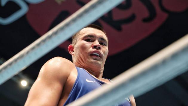 Капитан сборной Казахстана по боксу не выйдет на полуфинальный бой в отборе Олимпиады-2020