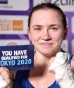 Единственная казахстанская боксерша с лицензией не смогла выйти в финал отбора на Олимпиаду-2020