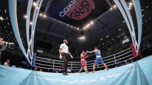 Прямая трансляция финальных боев казахстанских боксеров в отборе на Олимпиаду-2020