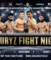Вечер профи-бокса в Алматы с дебютом Кулахмета пройдет без зрителей из-за коронавируса