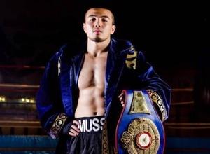 Два непобежденных боксера из Казахстана прошли взвешивание перед боями в США