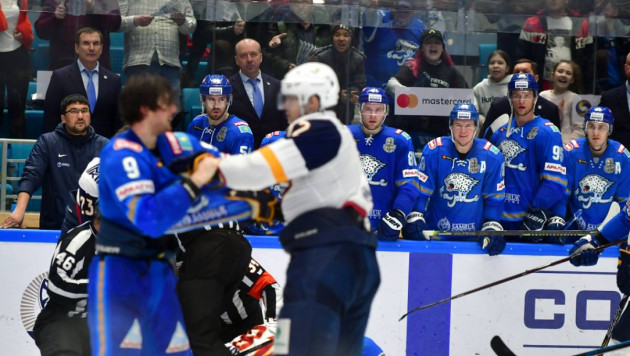 """Тренер """"Металлурга"""" проанализировал поражение в плей-офф от """"Барыса"""" и назвал ключевой момент серии"""