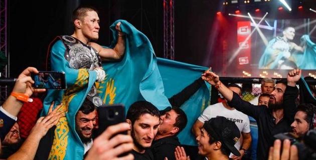 """""""UFC в Нур-Султане - это только первый шаг"""". Российский комментатор высказался о казахстанских бойцах"""