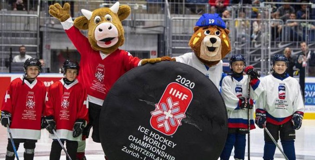 Международная федерация хоккея созвала совет для решения о статусе ЧМ с участием Казахстана